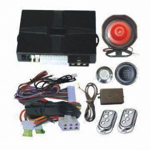 Mobile Start Car GPS Tracking CC-688G