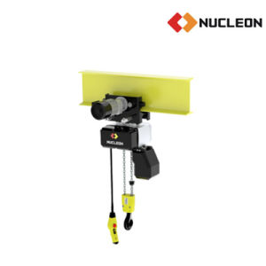 Nucleon H-Beam Crane Used ND Series Electric Wire Rope Hoist pictures & photos