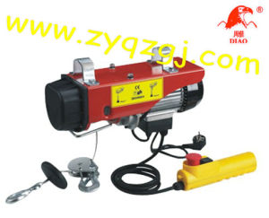 Electric Wire Rope Hoist (PA Mini)