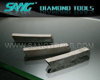 Sang Diamond Segment for Sandstone Cutting pictures & photos