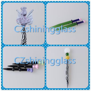 The Angel Smile Glass Water Pipe DAB Tools pictures & photos