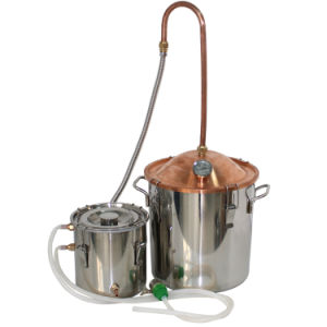 Common Use Home Copper Distiller Whisky Rum Distillery pictures & photos