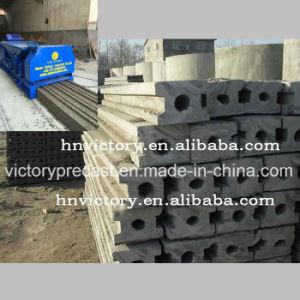 China Precast H Shape Concrete Beam Cement Post Making
