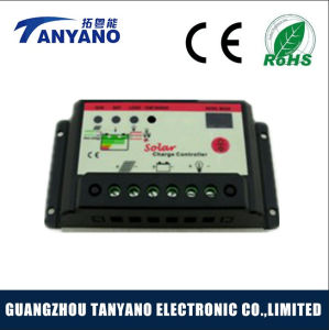20A Waterproof PWM Solar Charge Controller