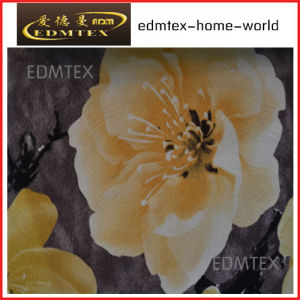 Curtain Fabric with Printed Styled-Cheap Price EDM0576