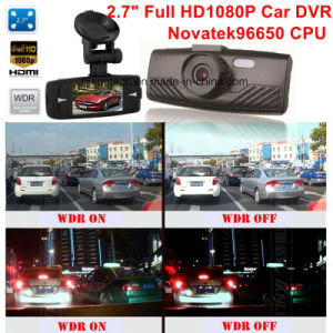 2.7inch Dash Camera Recorder with GPS Logger, Google Map GPS Tracking Route, Speed Limit Remind, Motion Detection Car Black Box, Sony Digital Video Recorder pictures & photos