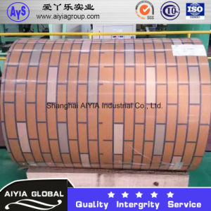 Color Coated PPGI (PPGL) Coils/Different Pattern of PPGI/PPGL pictures & photos