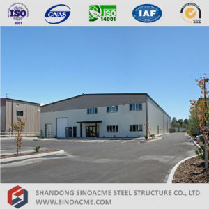 Sinoacme Prefab Light Steel Structure Office Building with Storage pictures & photos