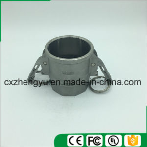 Stainless Steel Camlock Couplings/Quick Couplings (Type-D)