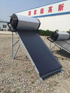 Flat-Plate Thermo Solar Water Heater pictures & photos