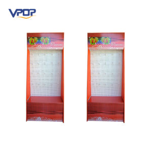 Countertop Hook Display, Lip Smacker Counter Display Stand