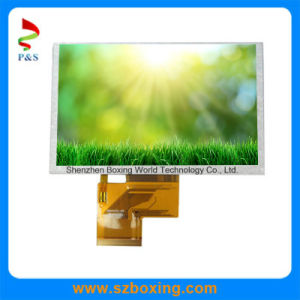 5.0-Inch 800 (RGB) X480p TFT LCD Display with 700 CD/M2 High Brightness pictures & photos