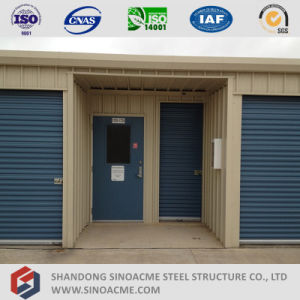 Sinoacme Prefabricated Steel Structure Warehouse Storage pictures & photos