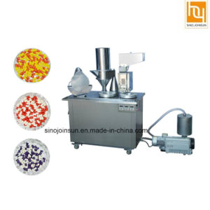 Cgn208-D Semi-Automatic Capsule Filling Machinery
