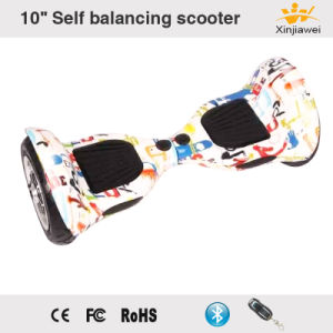 10inch Customized Inflatable Tyre Electric Scooter pictures & photos