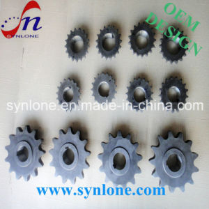 CNC Machining Steel Chain Wheel for Machine pictures & photos