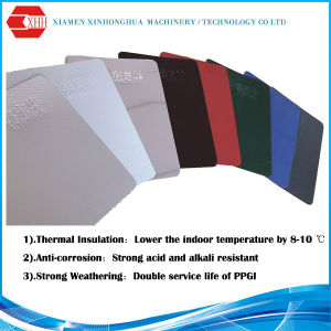 Nano Coating Prepainted Galvanized Steel Coils PPGI pictures & photos