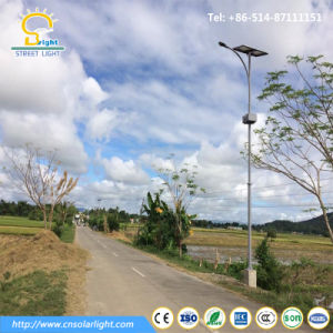 3-5 Years Warranty 30W-120W Solar LED Street Lights