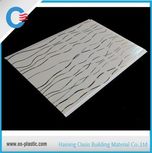 30cm Hot Stamp Home Decorative PVC Panel for Ceiling and Wall pictures & photos