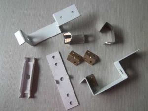 Galvanized Customized Metal Punching Parts pictures & photos