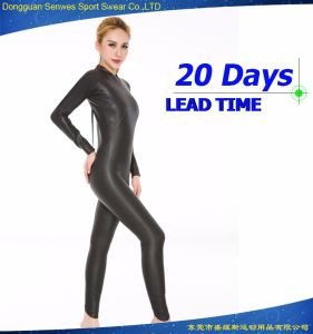Neoprene Woman′s Fitness Smooth Skin Diving Equipment Surfing Suit