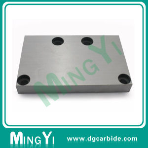 New Product Mold Part Custom Tablet Locating Block with Holes pictures & photos