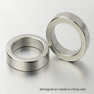 Sintered Ring Neodymium Magnets for Industry Used