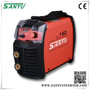 MMA-160S (standard type) Professional DC Inverter MMA IGBT Welding Machine pictures & photos