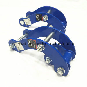 4X4 Rear Leaf Spring Extended G-Shackles for Mitsubishi Triton 2015 pictures & photos