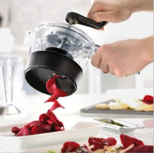 New Spiral Slicer Vegetable Cutter BPA-Free pictures & photos