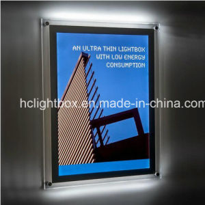 LED Acrylic Crystal Light Box (1150)