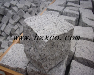 G603/Grey Granite Kerb Stone/Walling/Tiles/Kerbstone/Curbstone pictures & photos