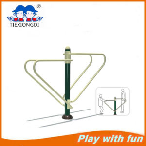 Outdoor Playground Fitness (Push up and DIP Station) pictures & photos