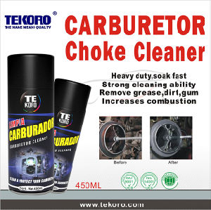 China High Quality Carburetor Cleaner Carb And Choke Cleaner
