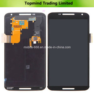 LCD Screen for Motorola Nexus 6 with Digitizer Touch Panel