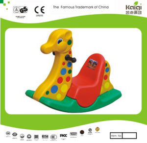 Kaiqi Children′s Plastic Animal Rider Toy for Playground - Deer (KQ50136A) pictures & photos