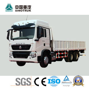 Hot Sale Cargo Truck of HOWO T7h pictures & photos