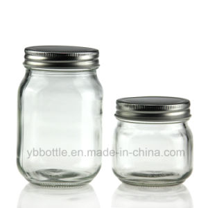 8oz Wide Mouth Mason Jars/Canning Jars/Jam Jars