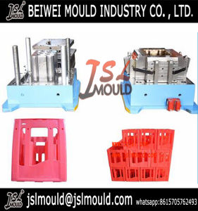 Customized Injection Plastic Coke Crate Mould pictures & photos