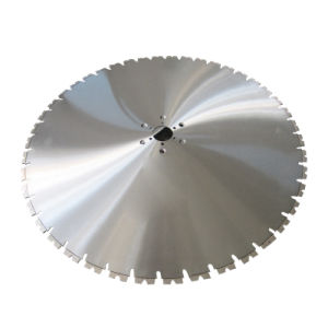 800mm China Factory Professional Diamond Wall Saw Blade pictures & photos