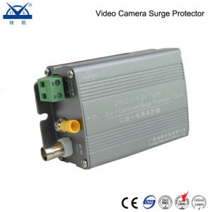 2 in 1 CCTV Camera Surge Protective Device SPD Protector pictures & photos