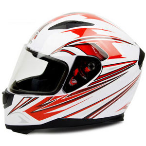 New Design ABS Full Face Motorcycle Helmet
