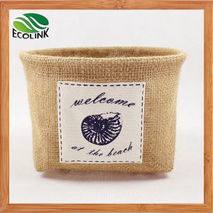 Eco Jute Bag Jute Storage Bag pictures & photos