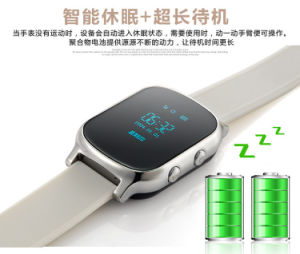 Smart GPS Watch for Old People GPS Tracking Watch for Old Men pictures & photos