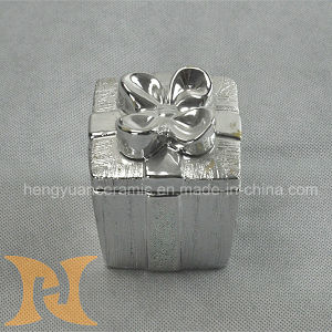 Box Shape Electroplating Ceramic, Trinket Box (Home Decoration) pictures & photos