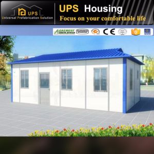 Durable Sandwich Panel for Prefabricated House with Kitchen Facilities pictures & photos