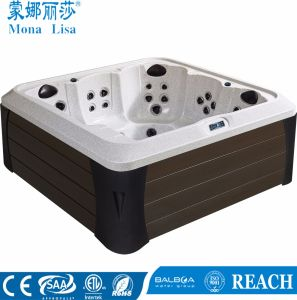 Monalisa New Fashion Design Outdoor Whirlpool Hot Tub (M-3394) pictures & photos