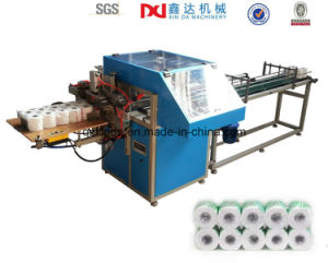 Toilet Paper Multi Roll Wrapping Packing Machine Equipment pictures & photos