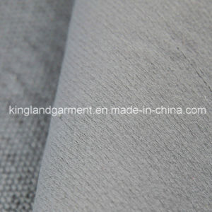 Polyester Inherently Fire/Flame Retardant Fireproof Linen Look Blackout Fabric pictures & photos