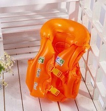 High Quality PVC Inflatable Swim Vest for Kid